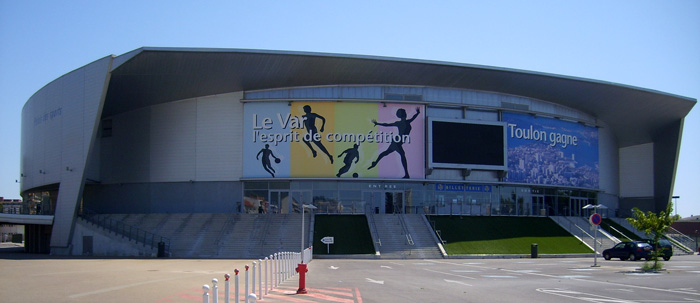 Palais des Sports de Toulon